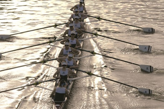 Genazzano FCJ College Rowing