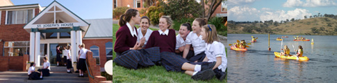 MacKillop College student and grounds