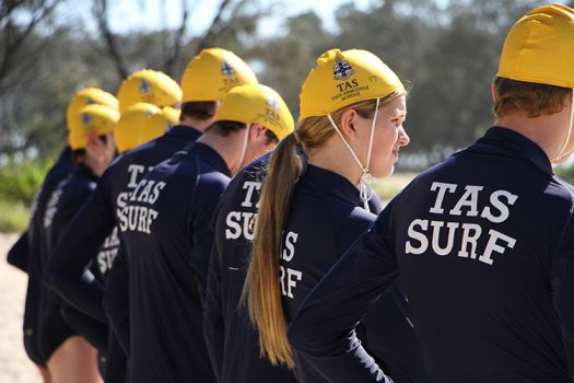 TAS is renown for its outdoor adventure programs including surf lifesaving, cadets and rural fire service.