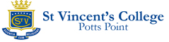 St Vincent's College, Potts Point logo