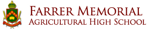 Farrer Memorial Agricultural High School logo