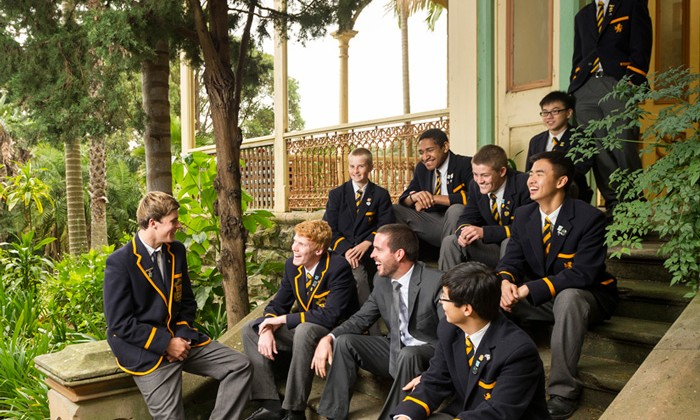 Boarders at The Scots College Sydney